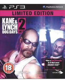 KANE AND LYNCH 2 DOG DAYS für Playstation 3 PS3