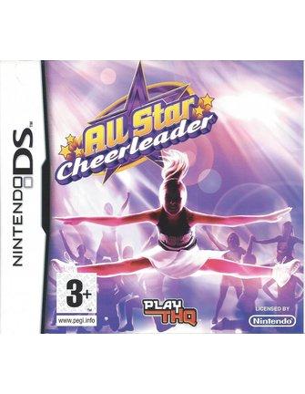 ALL STAR CHEERLEADER voor Nintendo DS