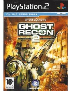 TOM CLANCY'S GHOST RECON 2 voor Playstation 2 PS2