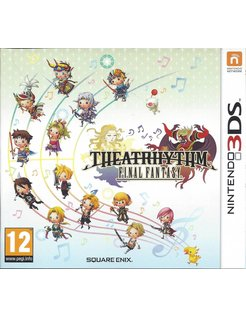 THEATRHYTHM FINAL FANTASY für Nintendo 3DS
