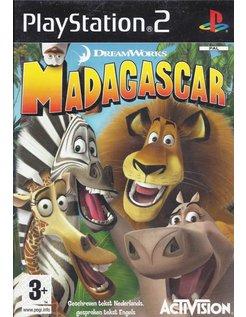 MADAGASCAR voor Playstation 2