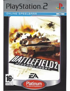 BATTLEFIELD 2 MODERN COMBAT voor Playstation 2 PS2 - Platinum
