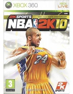 NBA 2K10 für Xbox 360