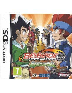 BEYBLADE METAL MASTER NIGHTMARE REX for Nintendo DS