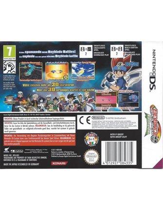 BEYBLADE METAL MASTER NIGHTMARE REX voor Nintendo DS