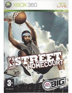 NBA STREET HOMECOURT for Xbox 360
