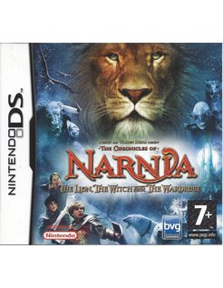 THE CHRONICLES OF NARNIA - THE LION, THE WITCH AND THE WARDROBE for Nintendo DS