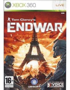 TOM CLANCY'S ENDWAR for Xbox 360