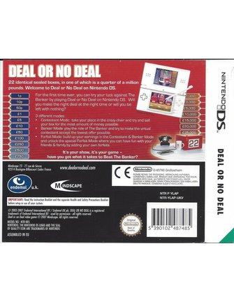 DEAL OR NO DEAL für Nintendo DS