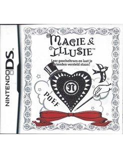 MAGIE EN ILLUSIE voor Nintendo DS