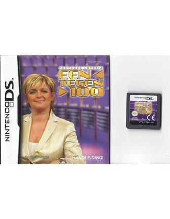 EEN TEGEN 100 voor Nintendo DS