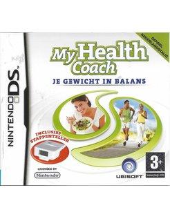 MY HEALTH COACH JE GEWICHT IN BALAS voor Nintendo DS