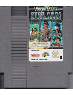 WWF WRESTLEMANIA STEEL CAGE CHALLENGE voor Nintendo NES