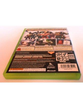 FACEBREAKER voor Xbox 360 - met doos en handleiding