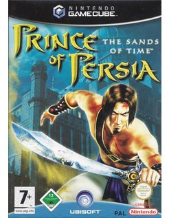 PRINCE OF PERSIA THE SANDS OF TIME voor Gamecube