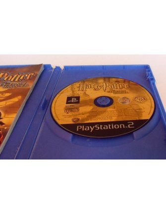 HARRY POTTER AND THE CHAMBER OF SECRETS voor Playstation 2 PS2