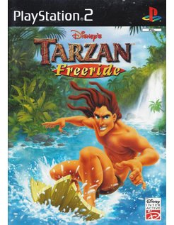 DISNEY'S TARZAN FREERIDE voor Playstation 2 PS2