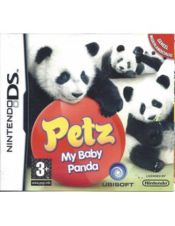 PETZ MY BABY PANDA for Nintendo DS