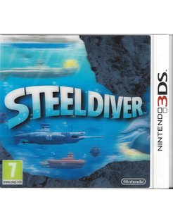STEEL DIVER for Nintendo 3DS