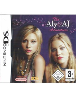 THE ALY AND AJ ADVENTURE voor Nintendo DS