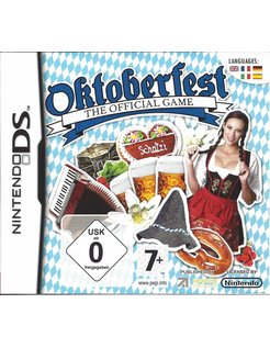 OKTOBERFEST THE OFFICIAL GAME for Nintendo DS