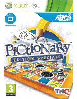 U DRAW PICTIONARY ULTIMATE EDITION voor Xbox 360