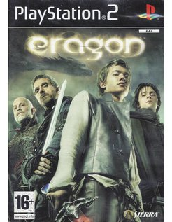 ERAGON voor Playstation 2