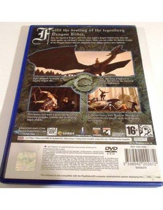ERAGON voor Playstation 2 PS2 - met doos en handleiding
