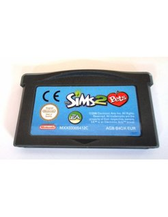 THE SIMS 2 PETS voor Game Boy Advance