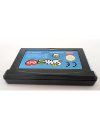 THE SIMS 2 PETS for Game Boy Advance GBA