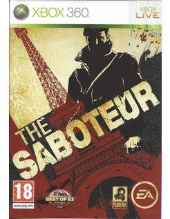 THE SABOTEUR für Xbox 360
