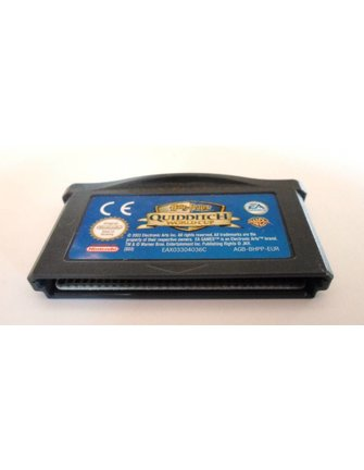 HARRY POTTER QUIDDITCH WORLD CUP voor Game Boy Advance GBA