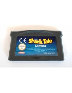 SHARK TALE voor Game Boy Advance