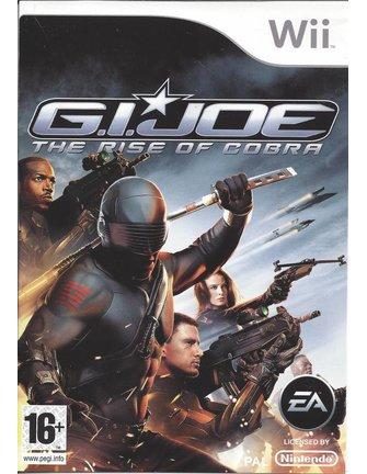 G.I. JOE THE RISE OF COBRA voor Nintendo Wii