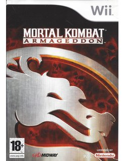 MORTAL KOMBAT ARMAGEDDON für Nintendo Wii