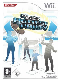 DANCING STAGE HOTTEST PARTY for Nintendo Wii