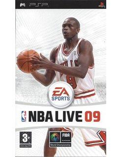 NBA LIVE 09 für PSP