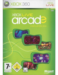 XBOX LIVE ARCADE voor Xbox 360