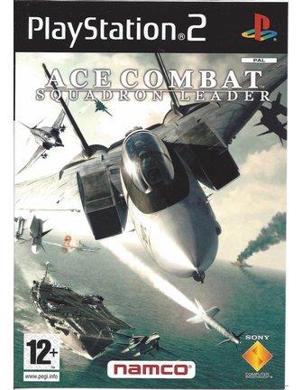 ACE COMBAT SQUADRON LEADER fùr Playstation 2 PS2