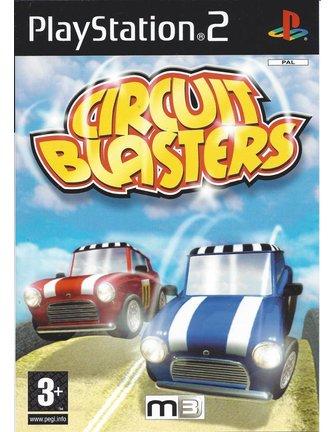 CIRCUIT BLASTERS voor Playstation 2 PS2