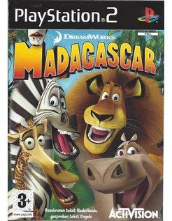 MADAGASCAR voor Playstation 2 PS2