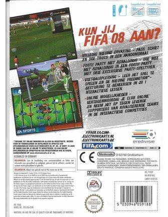 FIFA 08 voor Nintendo Wii