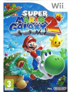 SUPER MARIO GALAXY 2 voor Nintendo Wii