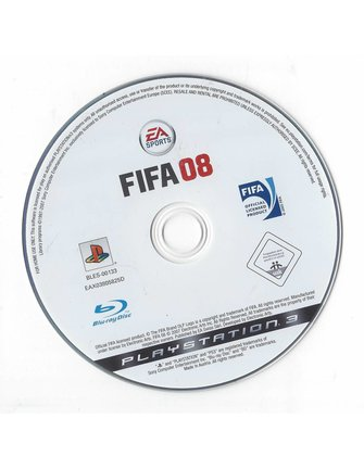 FIFA 08 for Playstation 3 PS3
