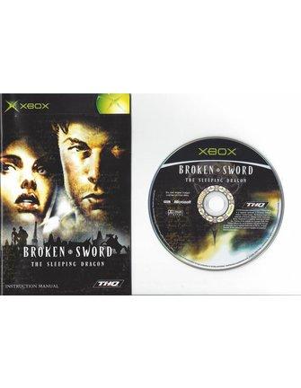 BROKEN SWORD THE SLEEPING DRAGON voor Xbox