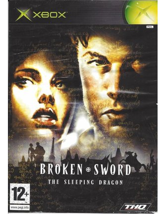 BROKEN SWORD THE SLEEPING DRAGON für Xbox