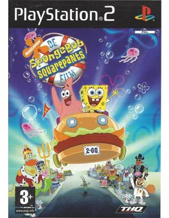 SPONGEBOB SQUAREPANTS DE FILM voor Playstation 2 PS2