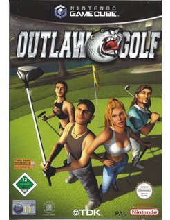 OUTLAW GOLF for Nintendo Gamecube