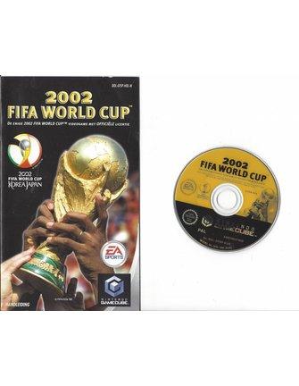 2002 FIFA WORLD CUP voor Nintendo Gamecube