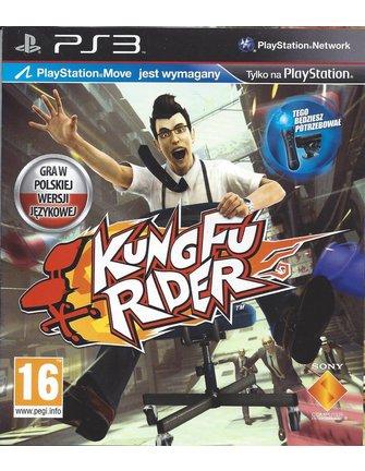 KUNG FU RIDER voor Playstation 3 PS3 - Pools